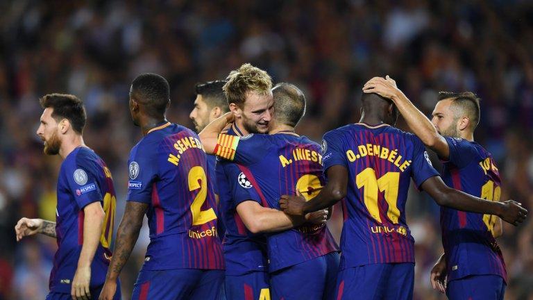 1. Тази победа дава нужния импулс на Барса, лятото вече e изцяло в миналото  Барселона се нуждаеше от тази изразителна победа над друг голям отбор, за да възвърне самочувствието си след загубите от Реал за Суперкупата на Испания и за да покаже, че и в тази кампания ще може да се бори на всички фронтове и да спечели големите трофеи.  Всъщност всякакви летни разочарования окончателно могат да се възприемат като част от миналото, защото Барса вече води с 4 точки на Реал в Примера и мачка директен конкурент в Шампионската лига, а формата на Меси сякаш няма как да бъде по-добра. На Ернесто Валверде ще му трябва още време, за да наложи идеите си за тима, но началото е обещаващо.