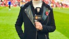 Шелтс направи своя дебют за клубната телевизия на Юнайтед миналия уикенд.