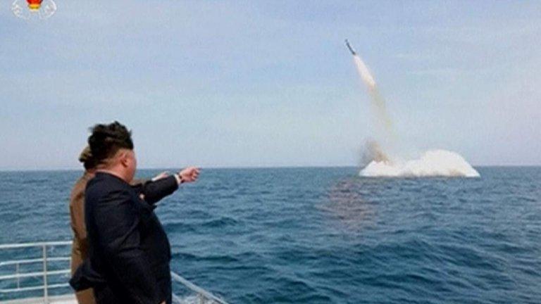 Активизиране на производството въпреки обещанията на Ким Чен Ун
