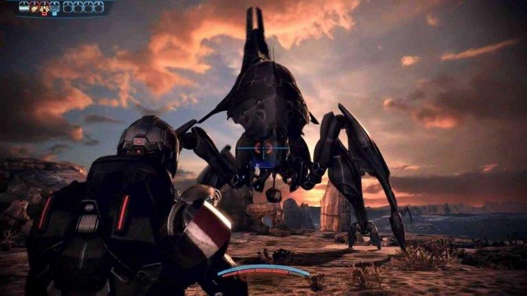 Трилогията Mass Effect (PS3, Xbox 360, PC)  През вече далечната 2007 г. канадското студио BioWare разчупи строгите канони на ролевия жанр, заменяйки вече поизтърканите принцеси, дракони и съкровища със звездно приключение с огромен залог, в което човечеството е само една от десетките раси, обитаващи галактиката. BioWare са майстори разказвачи и сюжетът на първата част на Mass Effect те грабва за броени минути, не на последно място заради майсторски написания и още по-майсторски озвучен диалог. И точно когато си мислиш, че по-добре не може да стане, BioWare отново успява да те опровергае - Mass Effect 2 беше по-ефектна и драматична, пълна с интересни персонажи и техните лични емоционални истории. Накрая, третата част предостави не само епичен завършек на цялата поредица, но и предложи един солиден геймплей, който да ви задържи пред екрана десетки и стотици часове.