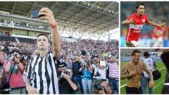 Макар че е в края на кариерата си, Димитър Бербатов все още изкарва най-много пари в българския спорт.