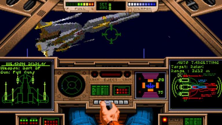 Wing Commander е играта, с която Крис Робъртс прави име в индустрията. Влиянията й се усещат навсякъде в Star Citizen