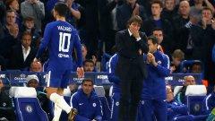 Челси изигра вълнуващ мач, но има ли от какво да е доволен Конте?