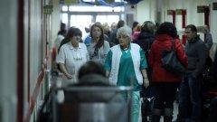 Над 2000 души са потърсили помощ в спешния център по празниците