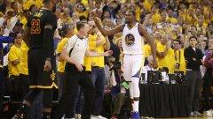 Как Уориърс свали от трона Леброн и какво следва за НБА