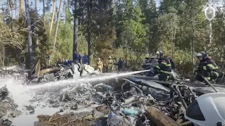 При инцидента са ранени 12 души.