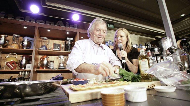 Той е един от най-известните френски готвачи, който се отказва да стане главен готвач в Белия дом, за да твори ястия по свой собствен вкус