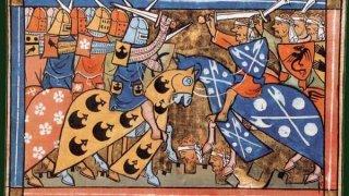 Масови гробове на кръстоносци разкриват ужасите на средновековната война