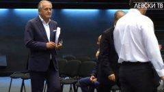 Спас Русев е новият собственик на Левски