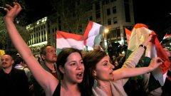Над 100 000 души подкрепиха премиера Виктор Орбан