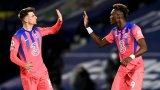 Челси и УБА си размениха по три гола в страхотен шестголов спектакъл