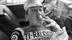 Винаги има време за по цигара, особено през 1978 г.