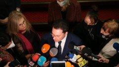 На 23 април ще се проведе заседание на партията, на което ще се вземе окончателно решение