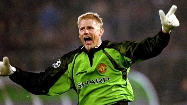 Шмайхел разказа за паметния финал през 1999-а и защо напусна Манчестър Юнайтед