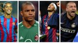 Невероятната 11-орка: Играчите, печелили Шампионската лига и Копа Либертадорес