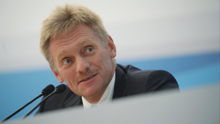 Говорителят на Путин - Дмитрий Песков - отхвърли всички обвинения, отправени от опозиционера, като фалшиви