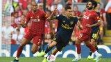 Дани Себайос е имал оферта от Ливърпул, но я е отказал, за да отиде в Арсенал