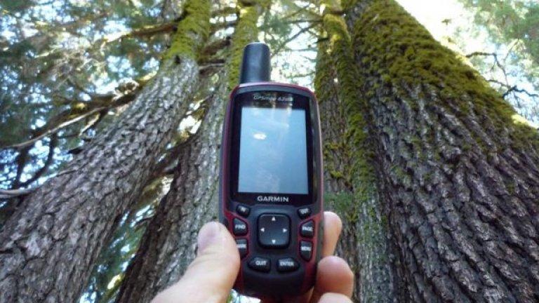 GPS-ът също е технология от миналото преди да се появи интернет