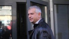 """Атанасов се яви пред ВСС във връзка с интервютата, в които обвини ръководството на столичното следствие в организиране на """"шпицкоманди"""" за рекет над политически лица чрез образуване на дела срещу """"неизвестен извършител"""""""