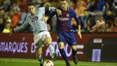"""Барселона създаде доста положения и през второто полувреме можеше да си реши мача, но интригата остана жива за реванша - който е точно след седмица на """"Камп Ноу"""""""