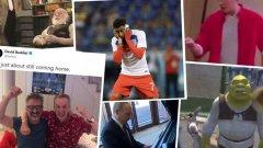Ако световната купа се връчваше за най-многобройни мемета, англичаните вече щяха да са я спечелили