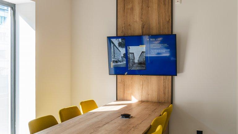 """""""Антракт 127"""" - най-новото бизнес пространство в сърцето на столицата"""