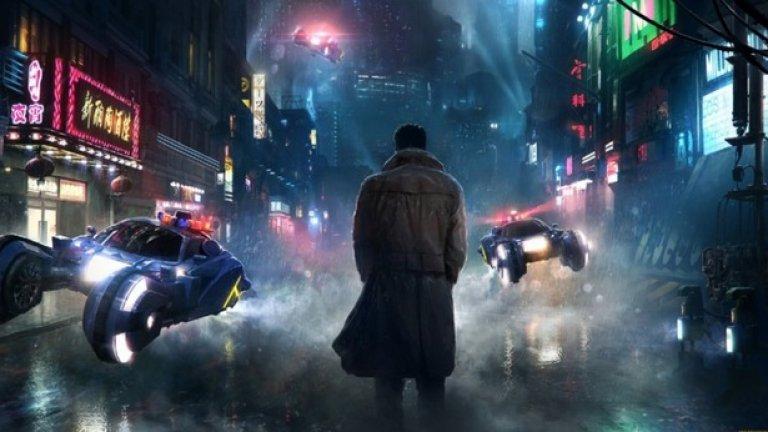 """""""Блейд Рънър 2049"""" / Blade Runner 2049 (6 октомври)   Трябва да притежаваш доста смелост, за да се опиташ да продължиш класика с култов статут като Блейд Рънър. Режисьорът Денис Вилньов обаче няма от какво да се притеснява - в екипа му влизат както предшественика му Ридли Скот (сега продуцент на филма), така и Харисън Форд, който се завръща в ролята си на Рик Декард. В компанията на Форд ще видим още звезди като Райън Гослинг, Робин Райт и Джаред Лето - всички съставки за велика продукция са налице, остава да видим реализацията."""