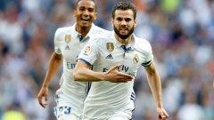Реал счупи рекорда на Байерн по поредни мачове с отбелязан гол със спорния пряк свободен на Начо