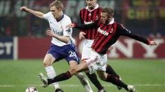 Милан загуби от Манчестър Юнайтед, но италианските клубове спечелиха цялостната битка с Англия