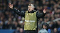 Треньорът не спести критиките към футболистите си