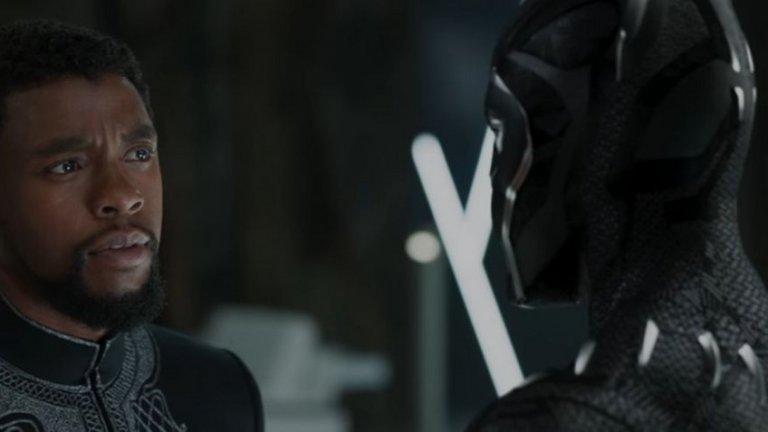 Т'Чала/Черната пантера е от онези наистина добродушни главни персонажи, които сякаш се позагубиха в киното. Нещо като по-млад и чернокож Капитан Америка (което в комиксите се е случвало, може да се случи и на голям екран).