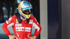 Фернандо Алонсо е разочарован от изоставането на Ferrari