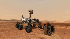 """""""Видеото ще е най-близкото до кацане на Марс, което ще преживеете, без да ви се налага да обличате скафандър"""""""