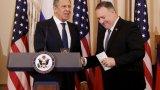 Руският външен министър и се обяви против насаждането на антируски настроения в САЩ