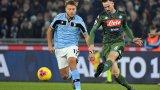 """Чиро Имобиле с гол №20 от началото на сезона в Серия """"А"""""""