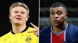 Роналдо за Хааланд и Мбапе: Някои имат по един-два сезона, докато други не спират да впечатляват през цялата си кариера