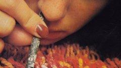 В помощ на потребителя на кокаин - реклами на джаджи за шмъркане. Скандалните от наша гледна точка реклами са публикувани в списания, излизали между 1977 и 1981 година в САЩ