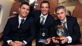 Реал Мадрид и Жорже Мендеш: 13-годишна любов на стойност половин милиард евро