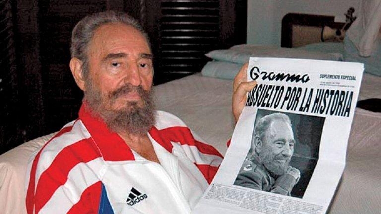 Лидерът на кубинската революция Фидел Кастро почина на 25 ноември 2016 г., на 90-годишна възраст. Десет години по-рано Кастро отстъпи управлението на Куба на своя брат Раул.