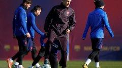 """С Кике Сетиен Барселона отвори нова страница, но докато Лионел Меси е на """"Камп Ноу"""", аржентинецът ще е човекът с най-голямо влияние в клуба."""