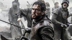 """Game of Thrones постави рекорд, печелейки за втора поредна година в категория """"Най-добър драматичен сериал"""", а специални отличия получи епизодът """"Битката на копелетата"""". Шоуто си тръгна с 12 награди."""