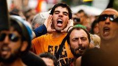 Над 56% от младите хора в Испания са без работа
