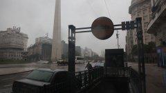 Аржентина и Уругвай останаха без електричество