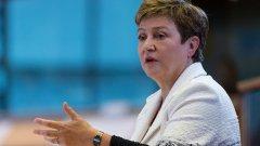 Според сегашните правила Георгиева не отговаря на възрастовите изисквания за поста