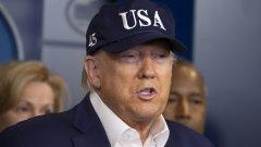 Американският президент не е болен от COVID-19, сочи резултатът от направения му тест.
