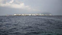 Отломките от китайската ракета паднаха в Индийския океан