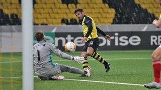 След безумно начало ЦСКА отнесе три гола в Швейцария