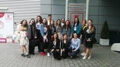 Kaufland България е домакин на финалистите от първия семестър в Panda Labs