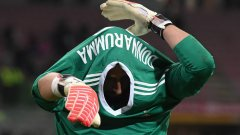 Ще замени ли фланелката на Милан с тази на Юве Донарума?