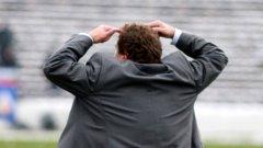 """Нивото на стрес сред треньорите в """"А"""" група вероятно е непосредствено след това при въздушните диспечери."""